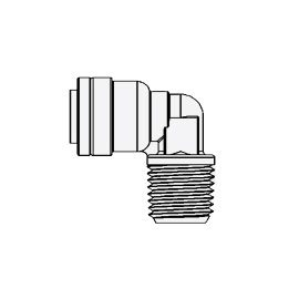 All Male-Threaded Elbow Fittings