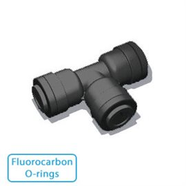 Mur-lok Fittings - Black - Fluorocarbon O-rings