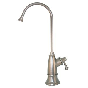 Tomlinson Designer Faucet, Brushed Stainless