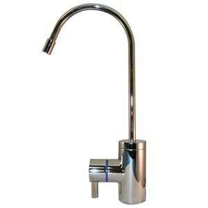 Tomlinson Contemporary Faucet, Polished Chrome