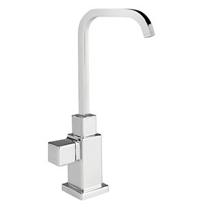 Tomlinson Quadra Faucet, Polished Chrome