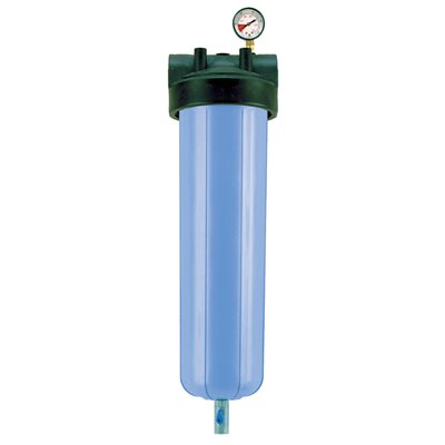 """PBH-420-1 20"""" Bag Vessel, 1"""" in/out"""