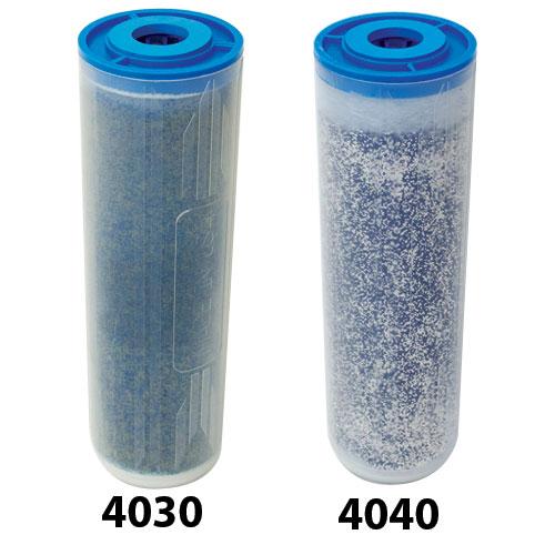 """Aries 2.5"""" x 10"""" Color Changing High Capacity DI Cartridge, 520 grains capacity"""