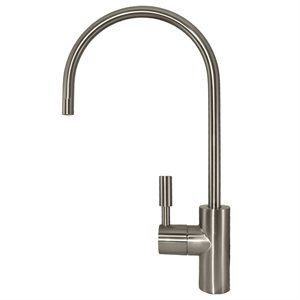 "Li Kuan 888 Series, Ceramic Disc, 16"" Spout, Brushed Nickel, NSF 61/AB1953 Compliant"