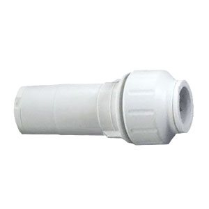"1"" CTS x 3/4"" CTS Polyethylene Reducer"