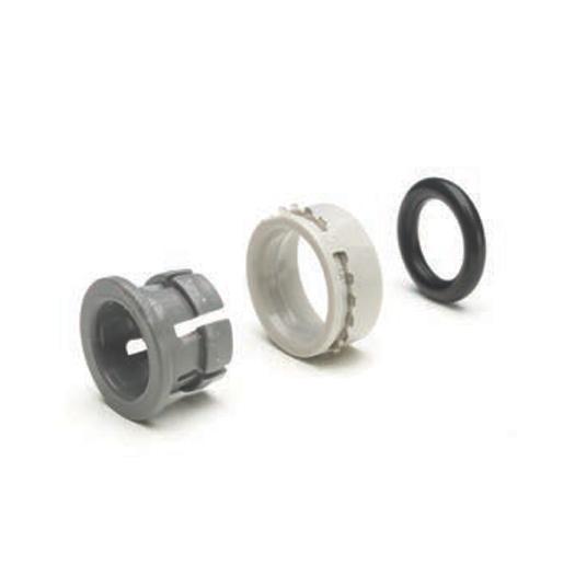 """1/2"""" JG Collet, O-ring, & Cartridge-Grey"""