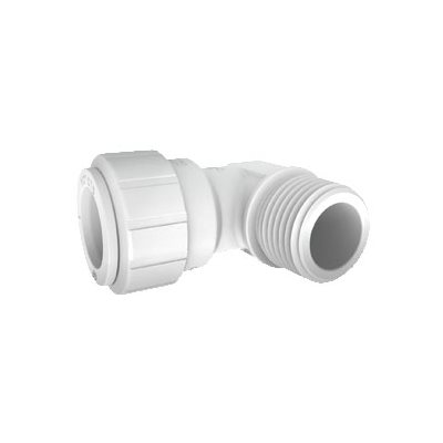 """1/2"""" CTS x 1/2"""" NPT Male Fixed Elbow"""