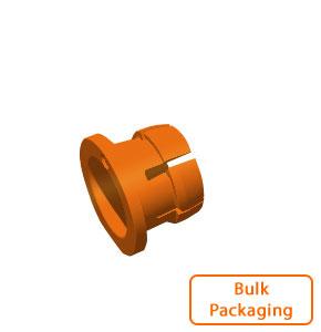 """1/4"""" Mur-lok Collet - Orange (Bulk Pkg)"""